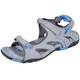 Kamik Playa Sandals Women Light Grey